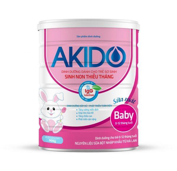 Akido 0-12 tháng tuổi