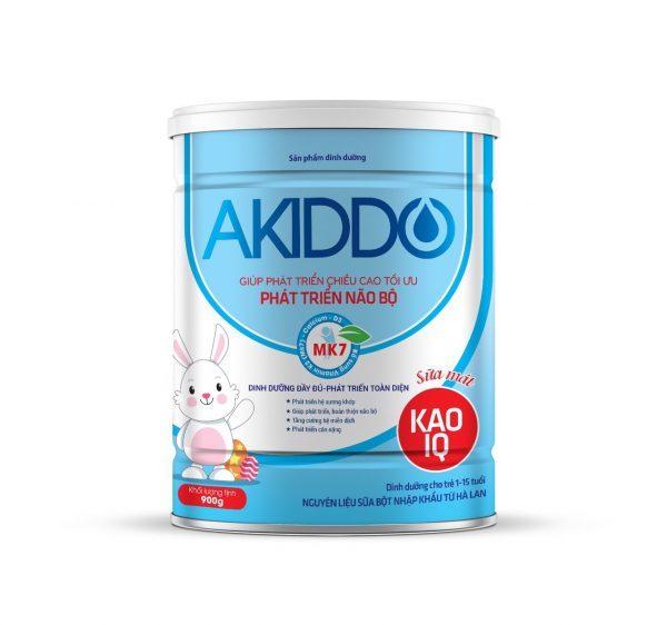 Akido Mữa Mát KAO IQ