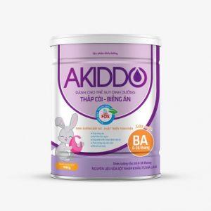 Akido Sữa Mát BA 6-36 tháng