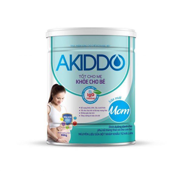 Akido Sữa Mát Mom