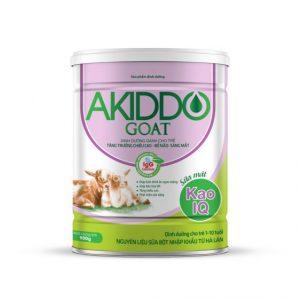 Sữa Akido Goat Kao IQ Tăng Trưởng Chiều Cao