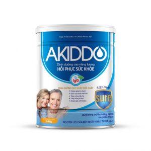 Sữa Akido Ensure Gold phục hồi sức khỏe